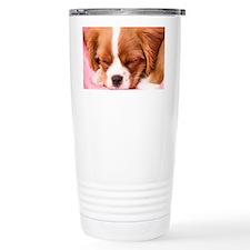 sweet sleeping puppy Travel Mug