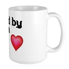 Loved by Nonna Mug