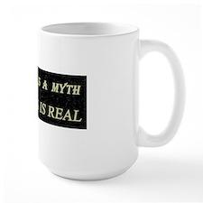 The Evolution Myth Mug