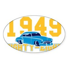 Oldsmobile Eighty-Eight mit Schrift Decal