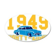 Oldsmobile Eighty-Eight mit  Wall Decal