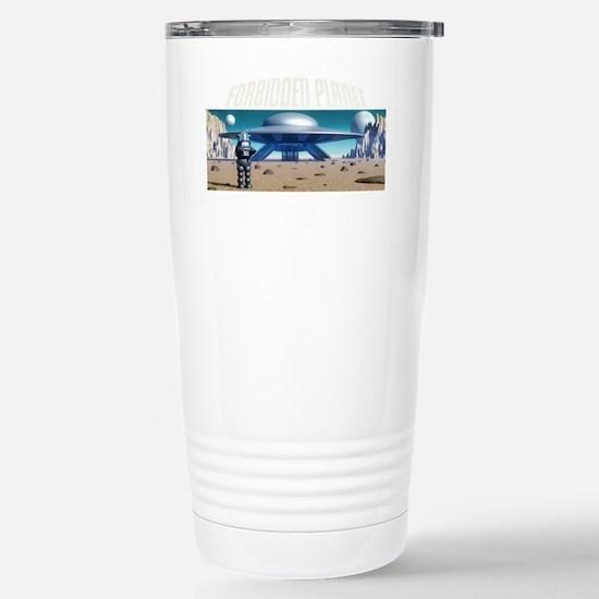Forbidden Planet - Alta Stainless Steel Travel Mug