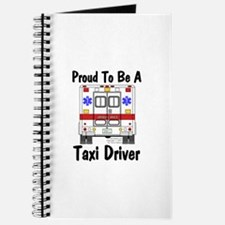 Proud To Be A Taxi Driver Journal