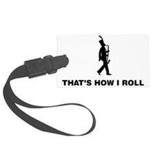 Marching-Band---Bass-Clarinet-12 Luggage Tag