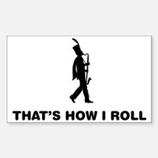 Marching-Band---Bass-Clarinet- Decal