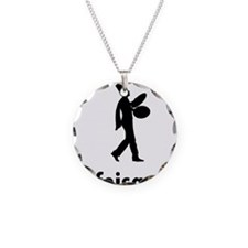 Marching-Band---Bass-Cymbal- Necklace Circle Charm