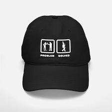 Marching-Band---Bass-Clarinet-10-B Baseball Hat