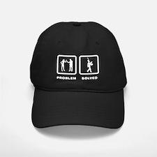 Marching-Band---Bass-Cymbal-10-B Baseball Hat