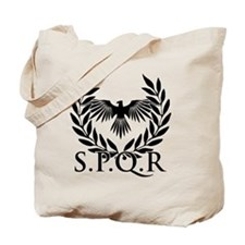 SPQR Tote Bag