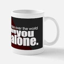 Diligently Plotting Small Mugs