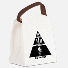 Freestyle-BMX-11-A Canvas Lunch Bag