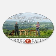Home Grown Furniture Show Decal