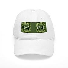 Vintage 1943 Mug Baseball Cap