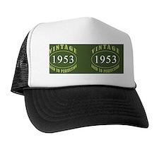 Vintage 1953 Mug Trucker Hat