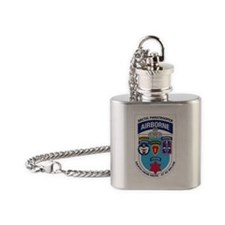 Arctic Paratrooper Flask Necklace