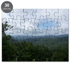 Blue Ridge Parkway - Asheville, NC Puzzle