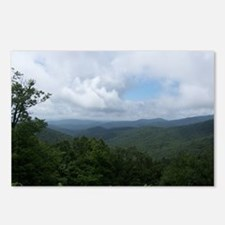 Blue Ridge Parkway - Ashe Postcards (Package of 8)