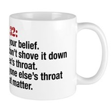 Rule 32 Mug