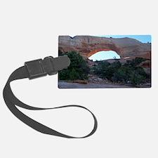 Wilson Arch - Moab Utah Luggage Tag