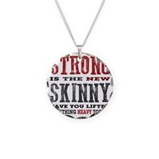 Strong is the New Skinny: Ha Necklace