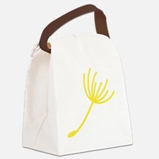 EMID Families Yellow Single Dande Canvas Lunch Bag