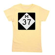 Highway M-37 Girl's Tee