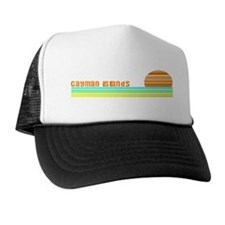 Cayman Islands Trucker Hat