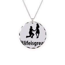 Proposing-For-Marriage-06-A Necklace Circle Charm