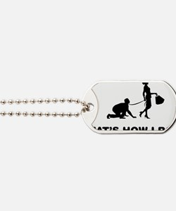 Slave-To-Women-12-A Dog Tags