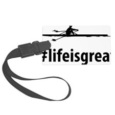 Rowing-06-A Luggage Tag