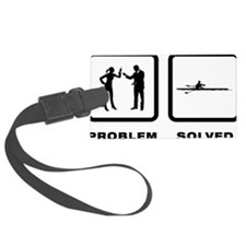 Rowing-10-A Luggage Tag