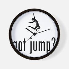 Long-Jump-02-A Wall Clock
