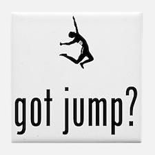 Long-Jump-02-A Tile Coaster