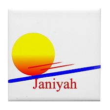 Janiyah Tile Coaster