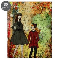 Our Best Memories Greeting Card by Janelle  Puzzle