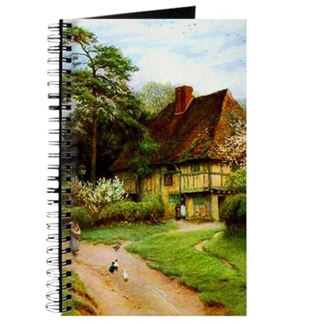 Old english country cottage journal by admin cp9247402 for Country cottage magazine