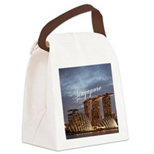 Singapore_6x6_GardensByTheBay Canvas Lunch Bag