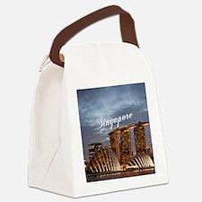 Singapore_6x6_GardensByTheBay Canvas Lunch Bag