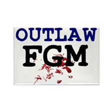 OUTLAW FGM Rectangle Magnet