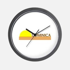 Dominica Wall Clock