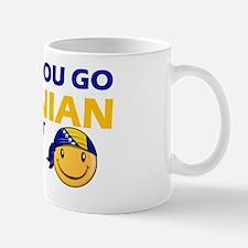 Once you go Bosnian you cant go back Mug