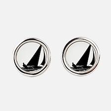 Sailing-01-12-A Cufflinks