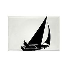 Sailing-01-12-A Rectangle Magnet