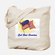 God Bless America Book Bag