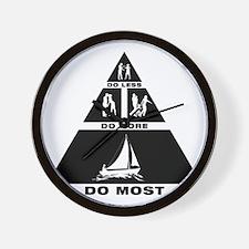 Sailing-02-11-A Wall Clock