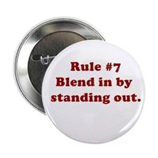 Rule #7 Button