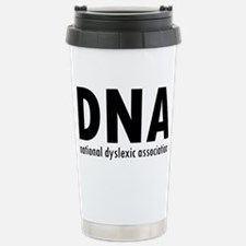 Funny Dyslexia designs Travel Mug