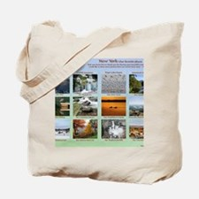 DixPix Calendar Sampler 1 Tote Bag