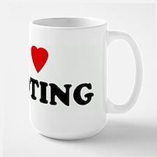 I Love TOOTING Mugs