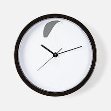 Paragliding-05-B Wall Clock